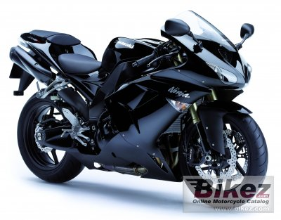 2007 Kawasaki Ninja Zx 10r Specifications And Pictures