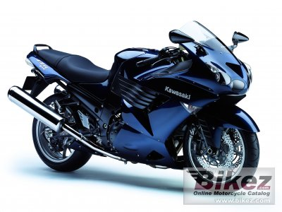 2007 Kawasaki Ninja ZX-14 specifications and pictures