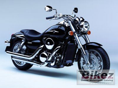 2007 Kawasaki Vulcan 1600 Mean Streak specifications and pictures