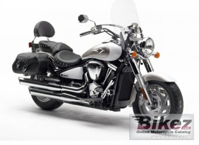 2007 Kawasaki Vulcan 2000 Classic LT specifications and pictures