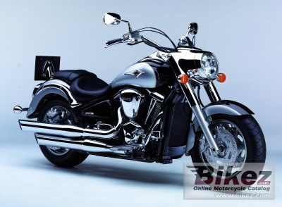 2007 Kawasaki Vulcan 2000 specifications and pictures