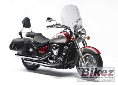 2007 kawasaki vulcan 900 classic lt specifications and pictures