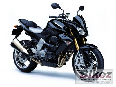 2007 Kawasaki Z1000 specifications and pictures
