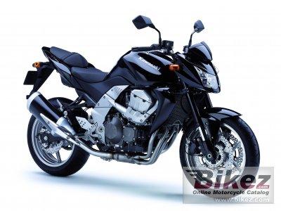 2007 Kawasaki Z750 ABS