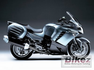 2008 Kawasaki 1400 GTR specifications and pictures