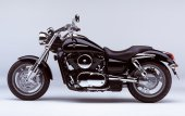 2008 Kawasaki Vulcan 1600 Mean Streak photo