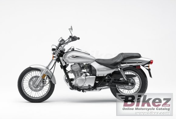 2008 Kawasaki Eliminator 125 photo