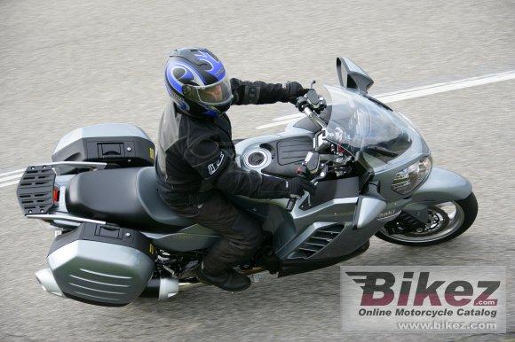 2008 Kawasaki 1400 GTR