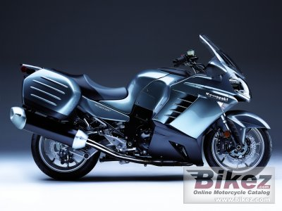 2008 Kawasaki Concours 14 ABS specifications and pictures