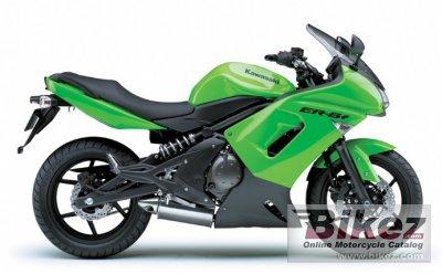 2008 Kawasaki ER-6f