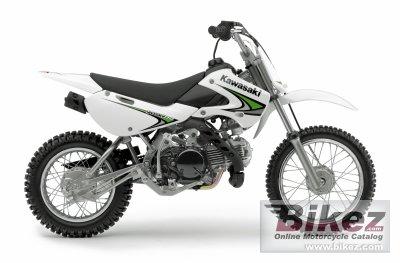 2008 Kawasaki KLX110