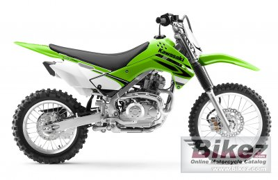 2008 Kawasaki KLX140