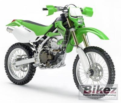 2008 Kawasaki KLX300R