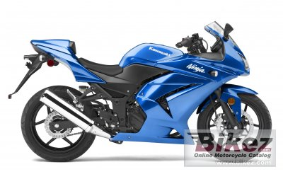 2008 Kawasaki Ninja 250r Specifications And Pictures