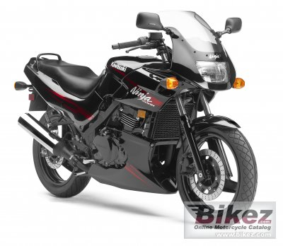 2008 Kawasaki Ninja 500R specifications and pictures