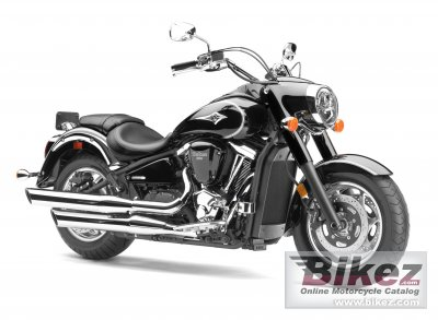 2008 Kawasaki Vulcan 2000 specifications and pictures