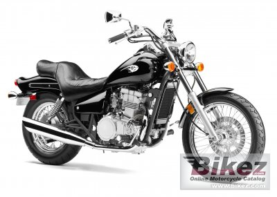 2008 Kawasaki Vulcan 500 LTD specifications and pictures