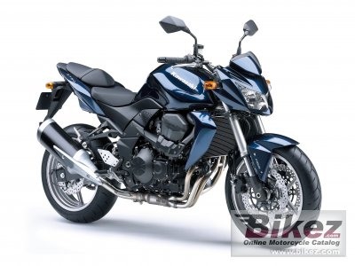 2008 Kawasaki Z750 specifications and pictures