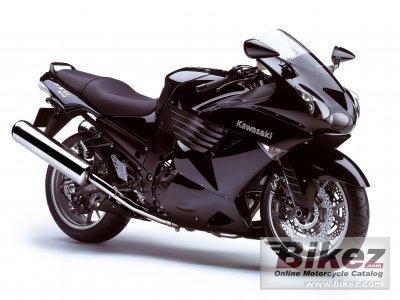 2008 Kawasaki ZZR1400