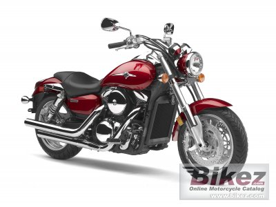 2009 Kawasaki Vulcan 1600 Mean Streak photo