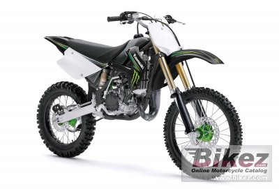 2009 Kawasaki KX100 Monster Energy photo