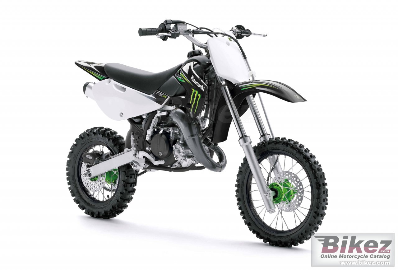 Kawasaki KX 65 Monster Energy