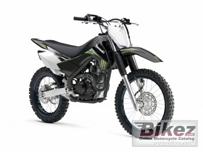 2009 Kawasaki KLX140 Monster Energy photo