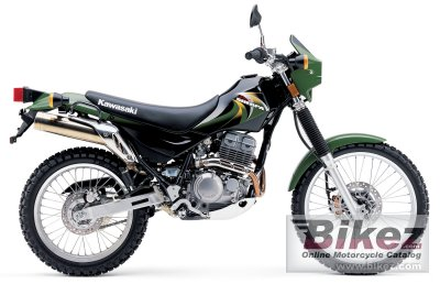 2009 Kawasaki Super Sherpa photo
