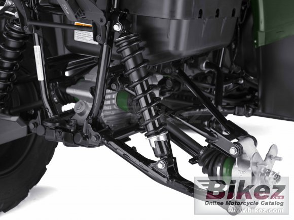 2009 Kawasaki Brute Force 650 4x4i photo