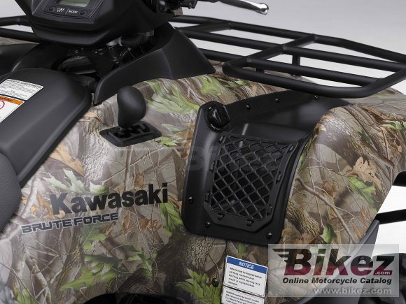 2009 Kawasaki Brute Force 650 4x4i Camo photo