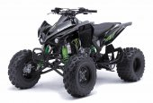 2009 Kawasaki KFX450R Monster Energy