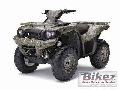 2009 Kawasaki Brute Force 750 NRA Outdoors