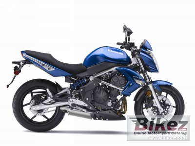 2009 Kawasaki Er 6n Specifications And Pictures