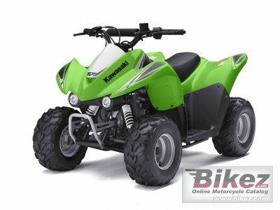 2009 Kawasaki KFX 50