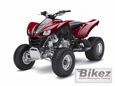 2009 Kawasaki KFX 700 specifications and pictures
