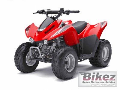 2009 Kawasaki KFX 90