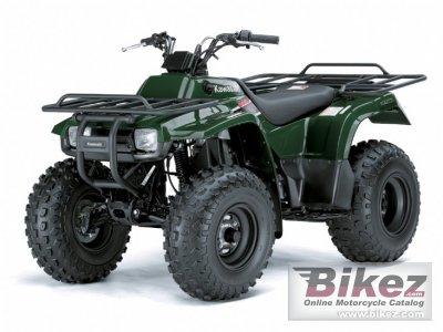 2009 Kawasaki KLF250