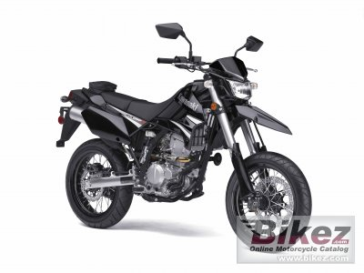 2009 Kawasaki KLX 250 SF specifications and pictures