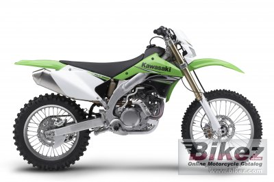 2009 Kawasaki Klx 450 R Specifications And Pictures