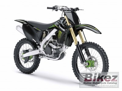 2009 kawasaki kx 250 f monster energy specifications and pictures