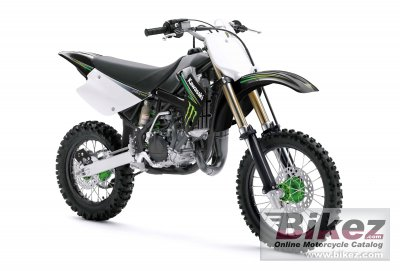 2009 Kawasaki KX 85 Monster Energy