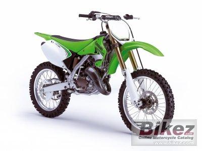 2009 Kawasaki KX125