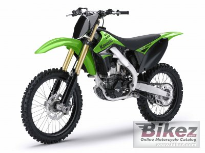 2009 Kawasaki KX65 specifications and pictures