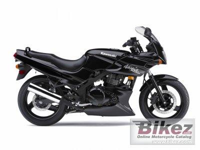 2009 Kawasaki Ninja 500R