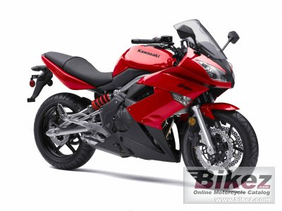 2009 Kawasaki Ninja 650r Specifications And Pictures