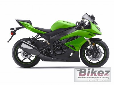 2009 Kawasaki Ninja Zx 6r Specifications And Pictures