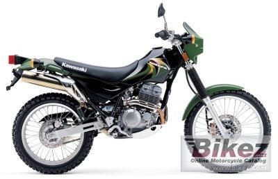 2009 Kawasaki Super Sherpa
