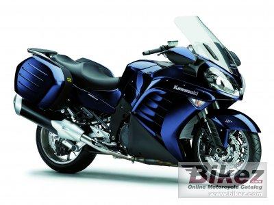 2010 Kawasaki 1400 GTR