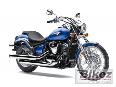 2010 Kawasaki Vulcan 900 Custom photo