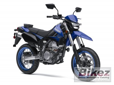 2010 Kawasaki KLX 250SF photo